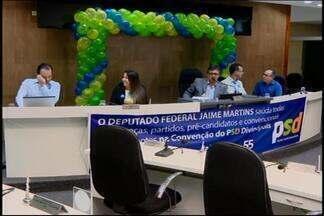 PSD lança 26 candidatos a vereador em Divinópolis - São 18 homens e oito mulheres; maioria concorrerá pela primeira vez.Partido apoiará candidato a prefeito do Pros.