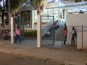 Alunos da rede estadual de ensino retornam aos estudos - Semestre letivo teve início nesta segunda-feira (1º).