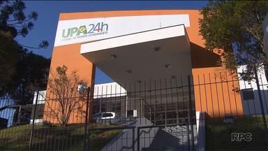UPA do Boqueirão fecha para reformas - As obras só devem terminar no fim de novembro. Já a unidade do Campo Comprido voltou a atender.
