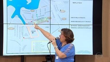BHTrans divulga mudanças no trânsito na Pampulha por causa do Torneio Olímpico de Futebol - Mineirão vai sediar jogos a partir desta quarta-feira (3).