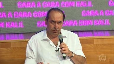 PHS lança Alexandre Kalil como candidato a prefeito de Belo Horizonte - Candidato a vice e coligações ainda não foram definidos.