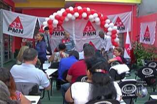 PMN oficializa candidatura de Nelson Pedro Miguel a prefeitura de Mogi - Candidato a vice é Diehart Diego Aparecido, da mesma legenda.