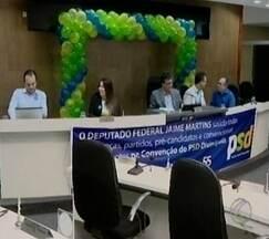 PSD lança 26 candidatos a vereador em Divinópolis - São 18 homens e oito mulheres; maioria concorrerá pela primeira vez. Partido apoiará candidato a prefeito do Pros.