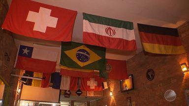 Olimpíadas: empresários se preparam para os jogos em Salvador - Tem hostel que fez promoções para os jogos e bares que se prepararam para receber os turistas; confira.