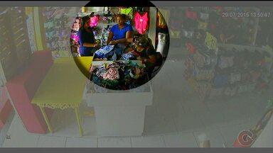 Aumentou o número de furtos no comércio de Petrolina - Clientes e lojistas devem ficar de olhos bem abertos.