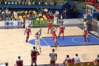 Mogi das Cruzes derrota o América e se mantém invicto no Paulista de basquete - Partida terminou 73 a 62 para os mogianos. Foi a terceira vitória da equipe, em três jogos disputados.