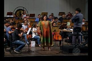 Sábado acontece o 15º Festiva de Ópera do Teatro da Paz, em Belém - Além de música clássica, o evento terá palestras e o lançamento do livro sobre a vida do compositor Carlos Gomes, que será o grande homenageado do festival.