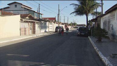 Moradores reclamam da falta de segurança no Balneário Maracanã - Moradores do bairro, que fica em Praia Grande, dizem que a violência ocorre dentro e fora das casas.