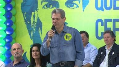PP define o candidato à prefeitura de Maringá - O ex-prefeito Silvio Barros é o candidato do partido