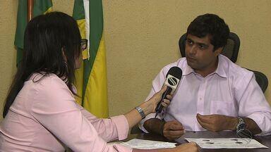Secretario de Segurança Pública de Sergipe fala sobre combate a violência no estado - Secretario de Segurança Pública de Sergipe fala sobre combate a violência no estado.