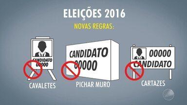 Especialistas discutem mudanças importantes para as eleições deste ano - Prazo para partidos confirmarem candidatos que participam do pleito termina na sexta-feira (5).