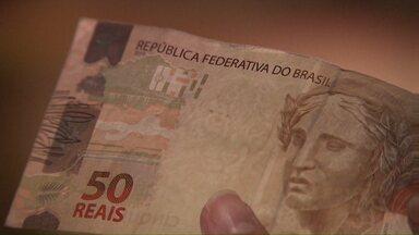 Polícia alerta para dinheiro falso que está em circulação em Cascavel - Só na semana passada foram sete denúncias registradas.