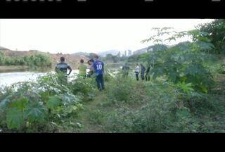 Corpo de um homem é encontrado às margens do Rio Piracicaba, em MG - Corpo estava desaparecido há 8 dias; suspeitos foram detidos.