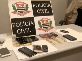 Polícia Civil desfaz quadrilha acusada de tráfico de drogas - Operação Luxúria foi realizada em Presidente Epitácio.