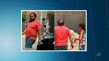 Casal aplica golpe pedindo dinheiro para falso filho doente - Casal aplica golpe no Bairro Messejana, em Fortaleza.
