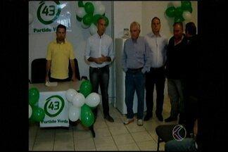 PV realiza convenção e define candidatos a vereador em Divinópolis - Partido terá sete candidatos ao cargo de vereador. Candidato a prefeito Galileu Machado (PMDB) esteve no evento.