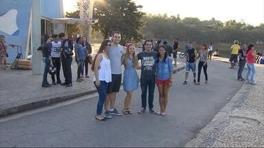 Jogos Olímpicos trazem muitos turistas a Belo Horizonte - Alguns vieram ver os jogos de suas seleções, no futebol feminino.