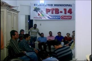 PTB define candidatos a vereador e apoio ao PR para Prefeitura em Araxá - Partido irá lançar 12 candidatos, sendo dez homens e duas mulheres. Durante a convenção foi definida a coligação ao PP e PMDB.