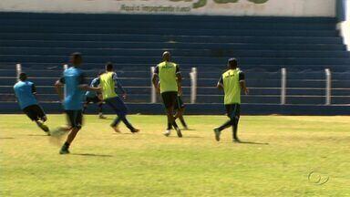 Nesta segunda, CSA volta à preparação antes do duelo com o Altos-PI - Primeiro jogo será realizado no Rei Pelé, no domingo.
