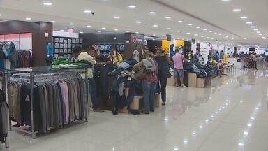 Com a proximidade do Dia dos Pais, lojistas de Macapá esperam aumentar as vendas - O dia dos pais está sendo aguardado com boas expectativas por lojistas de Macapá para aumentar as vendas e aquecer a economia.
