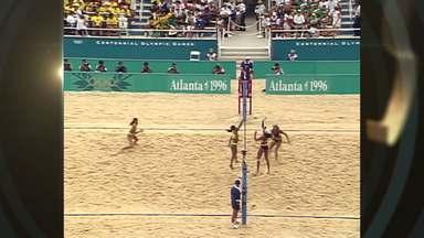 20 anos do ouro olímpico - Vôlei de Praia