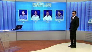 Conheça os candidatos a prefeito de Sobral - Veja propostas dos prefeituráveis