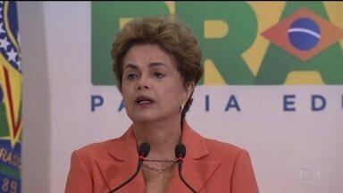 STF decide investigar Dilma e Lula por suspeita de obstruir a Justiça - O Supremo Tribunal Federal decidiu abrir inquérito para investigar a presidente afastada Dilma Rousseff e o ex-presidente Lula.