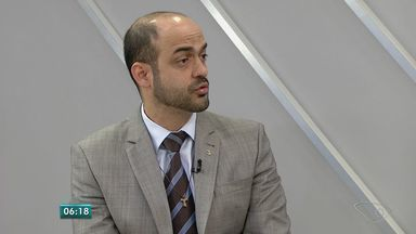 MP-ES fala sobre o desvio de dinheiro da associação dos servidores públicos - Órgão fez a denúncia.