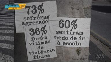 Pesquisa revela dados preocupantes sobre homofobia - A pesquisa foi feita no Brasil e em mais cinco países da América do Sul e mostra que ainda há muito preconceito entre os estudantes.