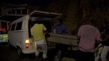Jovem morre esfaqueada em Juiz de Fora - Crime ocorreu na noite desta quarta-feira (17) no Bairro Cerâmica.