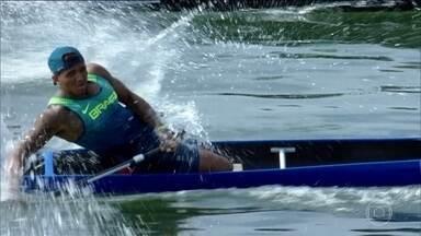 Isaquias Queiroz conquista medalha de bronze nos 200m na canoagem - Isaquías Queiroz conquista medalha de bronze nos 200m na canoagem