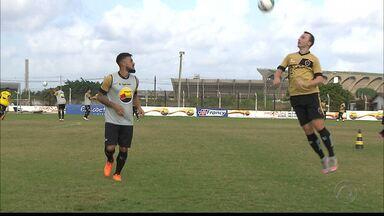 Botafogo-PB tem mais uma chance de quebrar tabu na Série C - Belo viaja à tarde para o jogo contra o River