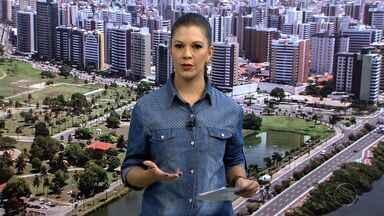 Tâmara Oliveira destaca as notícias do esporte - Tâmara Oliveira destaca as notícias do esporte.