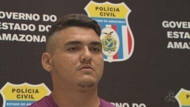 Homem é preso por atropelamento e morte de grávida de 5 meses, em Manaus - Hélio Castro foi preso na manhã desta quarta-feira, no bairro Redenção.