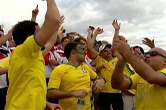 Moradores do Alto Tietê comentam expectativas para jogo entre Brasil e Alemanha - Jogo acontece neste sábado (20), às 17h30.