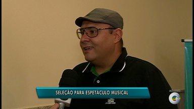 Centro de Evangelização Shalon seleciona pessoas para participarem espetáculo musical - O grupo está fazendo uma audição em Petrolina.