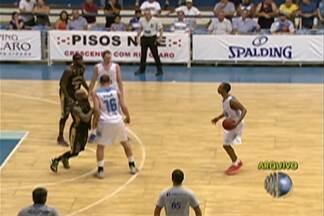 Mogi basquete enfrenta Rio Claro neste sábado (20) - Partida é a 8ª pelo paulista. Os repórteres Cairo Oliveira Barros e Everton Souza analisam o jogo.