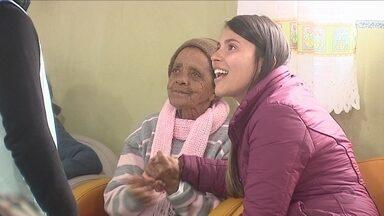 Com dificuldades financeiras, comunidade se une para ajudar idosos de asilo em Lages - Com dificuldades financeiras, comunidade se une para ajudar asilo em Lages
