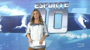 Esporte 10 – quadro na íntegra – 20/08/2016 - Esporte 10 – quadro na íntegra – 20/08/2016