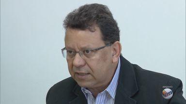 Prefeito de Pouso Alegre, Agnaldo Perugini, continua internado em hospital de Campinas - Prefeito de Pouso Alegre, Agnaldo Perugini, continua internado em hospital de Campinas