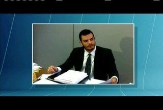 Ex-procurador preso na Operação Mar de Lama é solto em Governador Valadares - Schinyder Cardozo foi liberado nesta madrugada.