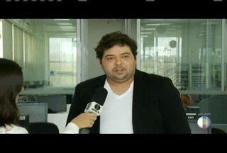 Humorista Gustavo Mendes se apresenta no Vale do Aço - Ator ficou famoso ao fazer imitações da presidenta Dilma.
