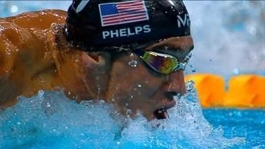 Olimpíada trouxe ao Rio grandes nomes do esporte olímpico - Recordes são batidos em cinco modalidades na Olimpíada do Rio.