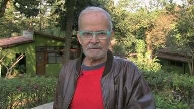 Morre em São Paulo o apresentador Goulart de Andrade - O jornalista e apresentador Luis Felipe Goulart de Andrade, de 83 anos, tinha problemas no sistema cardiorrespiratório. Ele deixa mulher, três filhos, três netos e bisneta.