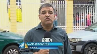 Comerciante morre após ser esfaqueado na Zona Sul de Manaus - Crime ocorreu no local onde vítima trabalhava.