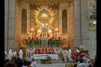 Basílica Santuário recebe Missa do Mandato - Cerimônia dá início às peregrinações que antecedem o Círio de Nazaré.