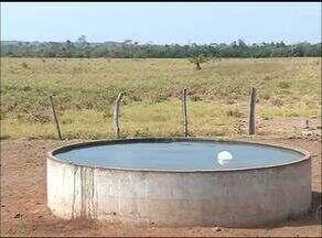 Momento do Agronegócio destaca o aproveitamento da água nas propriedades rurais - Momento do Agronegócio destaca o aproveitamento da água nas propriedades rurais