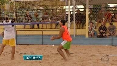 Esporte: Campo Grande recebe primeira etapa do estadual de vôlei de praia - Próxima etapa acontece na sexta-feira (2) em Três Lagoas.