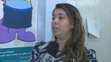 Reduziu número de atendimentos por problemas respiratórios em Ji-Paraná - Dados são em relação ao mesmo período no ano passado.