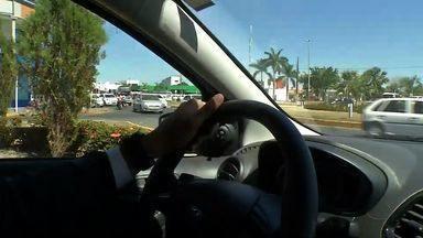 Colisões traseiras representam 28% dos acidentes nas estradas de MT - Colisões traseiras representam 28% dos acidentes nas estradas de MT.